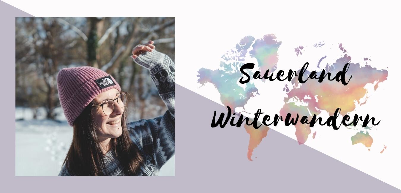 Sauerland Winterwandern